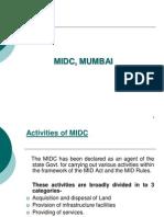 Midc Mumbai