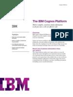 IBM - Cognos