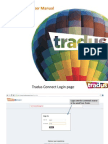 Tradus Connect User Manual V1.0 (NT)