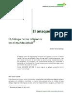 Diálogo actual de las Religiones - Queiruga
