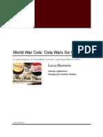 Blaustein, Lucas World War Cola