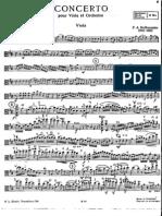 Hoffmeister Viola Concerto