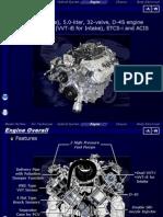 LS600hL LS600h (Engine)
