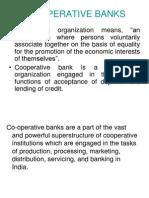 9co Operative Banks