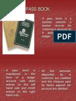 PASS BOOK