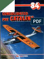 (Monografie Lotnicze No.84) Consolidated PBY Catalina, Cz.1