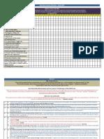 My Ramadan Ibaadah Timetable 2013 - English Version