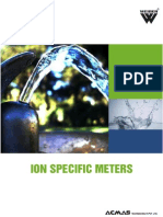 Ion Specific Meters Category