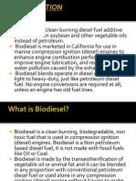 Short Ppt on Biodiesel