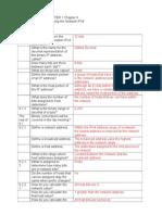 Chapt 6 Study Guide - CISCO preparation