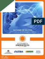 Escenarios Energeticos Argentina 2030