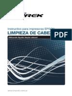 Instructivo Limpia Cabezal Para-epson