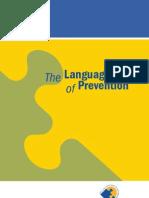 Language of Prevention