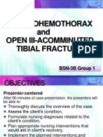 Pneumo Hemothorax