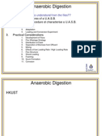 Anaerobic Digestion Important Points