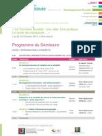 Programme Caravanes de la Compétitivité - session de Marrakech