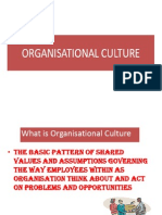 Organisation Climate