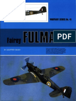 (Warpaint Series No.41) Fairey Fulmar
