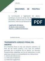 Diapositiva - Derecho Penal II - Semana 4
