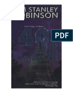 Robinson Kim Stanley - [CAPITAL CODE] 01 - 40 de Semne de Ploaie