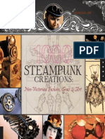 1000 Steampunk Creations Neo Victorian Fashion Gear and Art