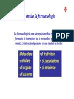 Principi Generali Di Farmacologia