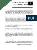 Modul Konsep Dan Etika Penilaian EPI - SPI
