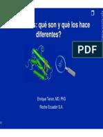 Biofarmacos Que son y que los hace diferentes Enrique Teran CHARLA.pdf