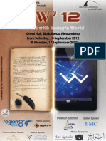 ITW12 - Marketing Ideas - IEEEAlexSB