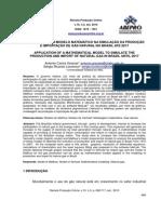 FG P) Conceito teórico 4 - Artigo na área de Engenharia de produção