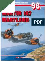 (Monografie Lotnicze No.96) Martin 167 Maryland