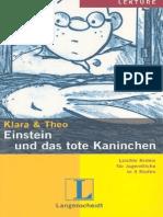 Klara Und Theo, Einstein Und Das Tote Kaninchen (Langenscheidt, 2004)
