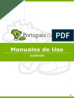 Acentos en Portugues