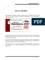 Manual de Usuario de Asistencia