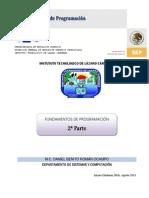 Fundamentos de PROGRAMACION  Instalando JAVA.pdf