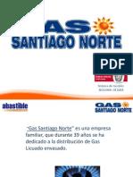 Presentacion Gassantiagonorte Externa Sept 2013