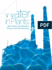 Water in Power Plants - EPRI