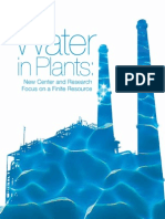Water in Power Plants - EPRI
