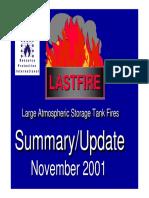 Lastfire Report