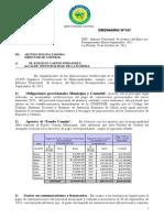 Informe Ejecucion Presupuestaria Sept 20111
