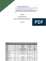Catalogul Manualelor Scolare Valabile Pentru Anul Scolar 2010-2011(1)