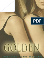 As Cores Do Mal - Jennifer Lynn Barnes (Golden)