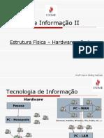 Estrutura Fisica Hardware e Redes