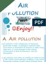 Air Pollution Celina's Team