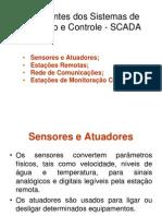 Componentes dos Sistemas de Supervisão e Controle -.ppt