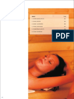Sauna and Steam Rooms PDF Document Aqua Middle East FZC