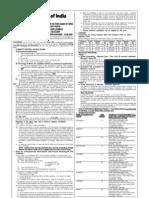 SBI ME Detail Advt-Eng