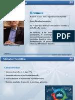 Presentación - Filosofía de la Ciencia