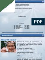 Presentación - Nanotecnología