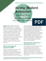 Motivation++PEARSON